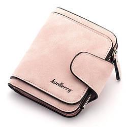 Женский кошелёк Baellerry розового цвета