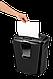 Знищувач паперу M-8c, 8 арк., фрагменти 4х50мм, корзина 15л, фото 3