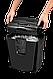 Знищувач паперу M-8c, 8 арк., фрагменти 4х50мм, корзина 15л, фото 5
