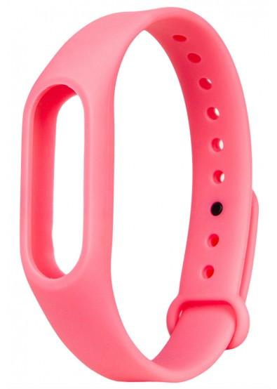 Ремешок для браслета Xiaomi Mi Band 2 Розовый