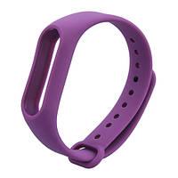 Ремешок для браслета Xiaomi Mi Band 2 purple2