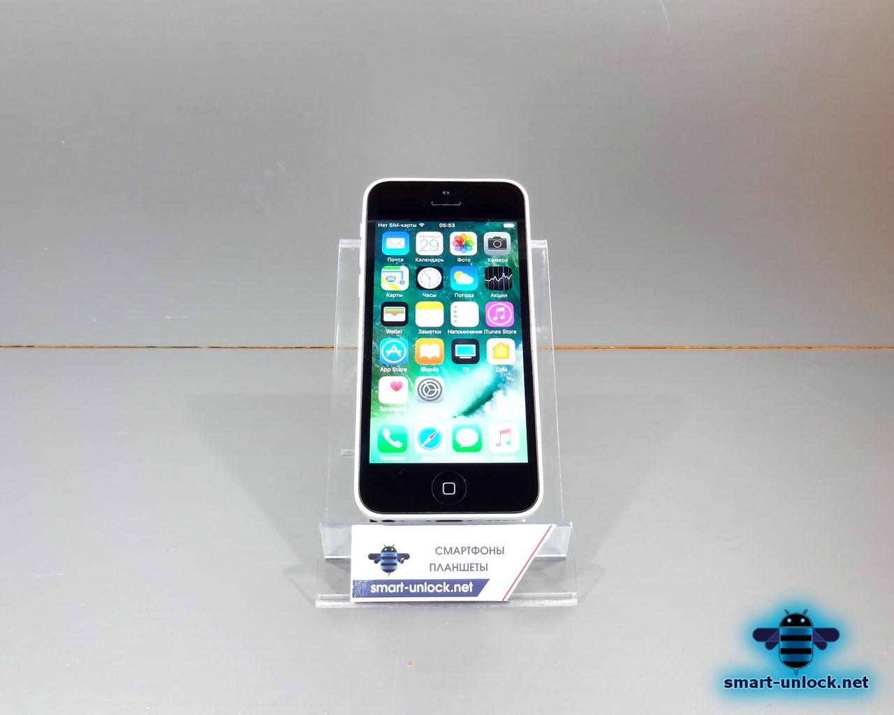 Телефон, смартфон Apple iPhone 5c 8gb Neverlock Покупка без риска, гарантия!