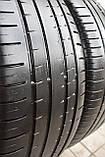 Шины б/у 275/40 R 20 Pirelli PZero Rosso, ЛЕТО, 5 мм, пара, фото 4