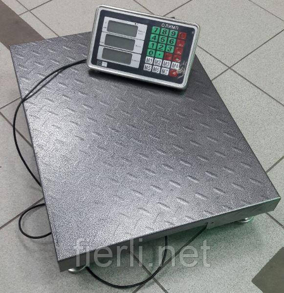 Товарные весы Олимп TCS-102 В (300 кг). 400х500мм