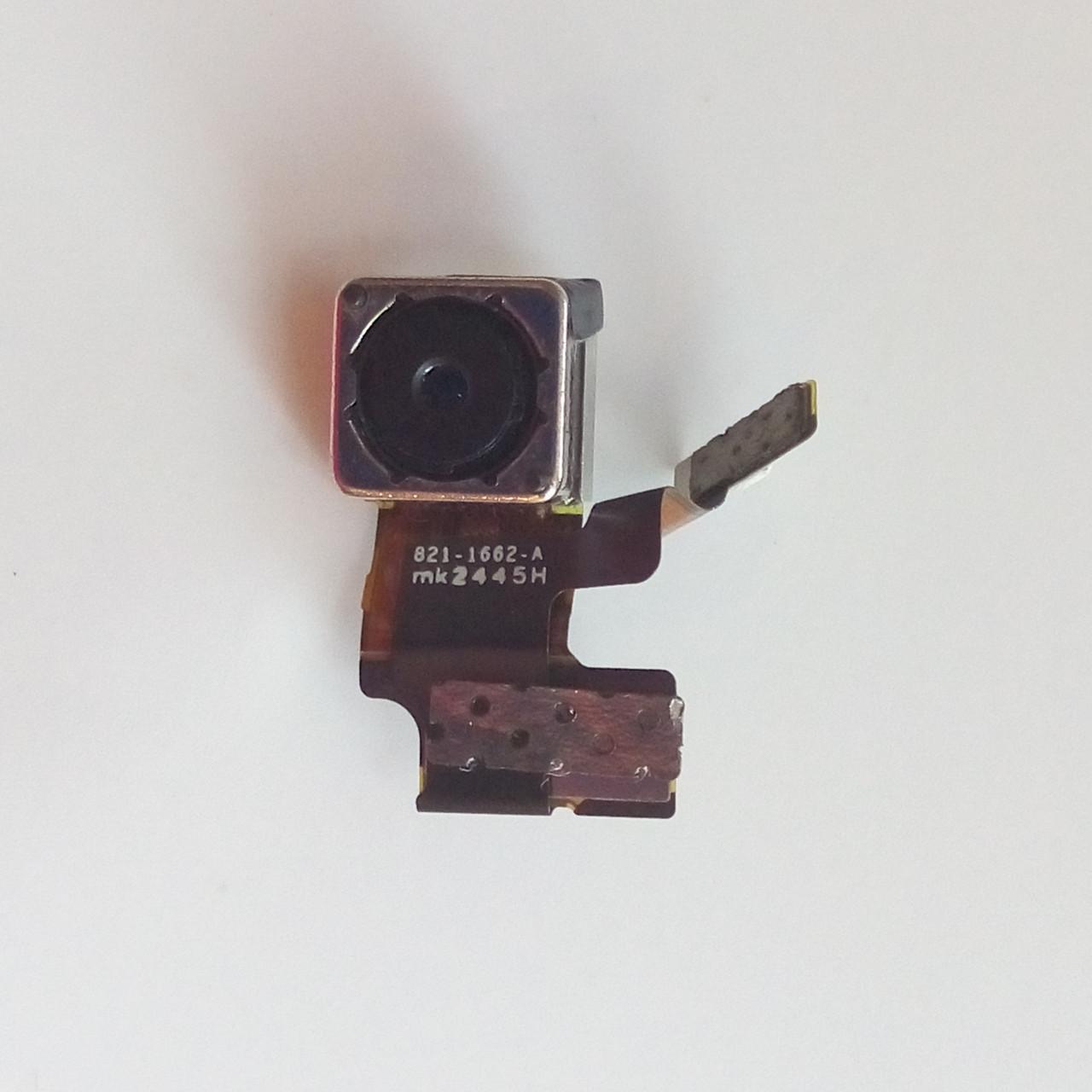 Камера Apple iPhone 5 основная
