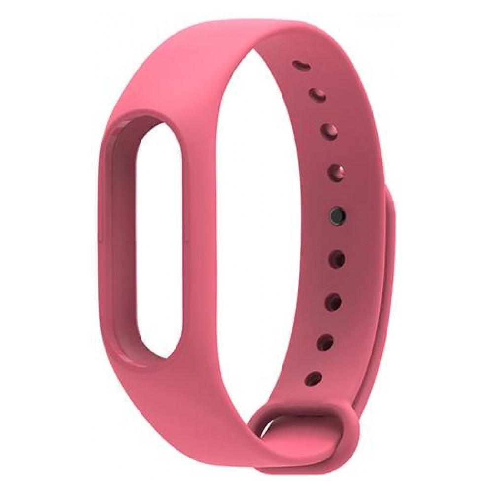 Ремешок для браслета Xiaomi Mi Band 2 Pink
