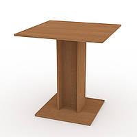 Стол кухонный КС-7 ольха Компанит (70х70х74 см), фото 1