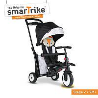 Велосипед триколісний Smart Trike SmarTfold 500 Tots 7 в 1 Black/White (5050104)
