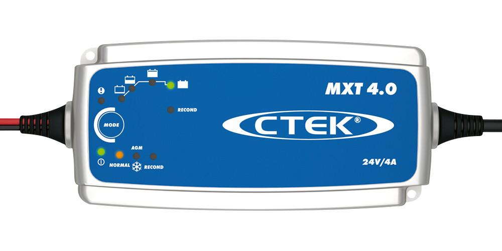 Зарядное устройство для аккумуляторов 24В CTEK MXT 4.0