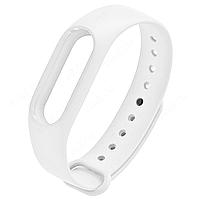Ремешок для браслета Xiaomi Mi Band 2 White