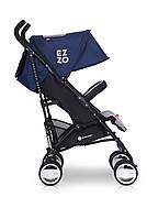 Детская прогулочная коляска трость Euro Cart Ezzo 2019 Denim, фото 2