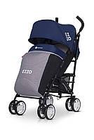 Детская прогулочная коляска трость Euro Cart Ezzo 2019 Denim, фото 3