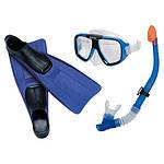 Маски, окуляри, ласти для плавання
