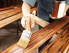 Грунтовки, антисептики, защита для древесины