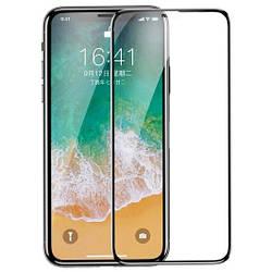 Захисне скло для iPhone X/XS 3D Baseus All-screen Arc-surface