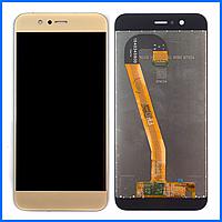 Дисплей для Huawei Nova 2 (PIC-L29) (2017) с тачскрином золотистый Оригинал