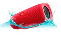 Портативная Bluetooth-колонка JBL Charge 3 Красный