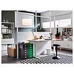 IKEA NILSERIK Рабочий стул, черный, виссле черный  (303.499.56), фото 7