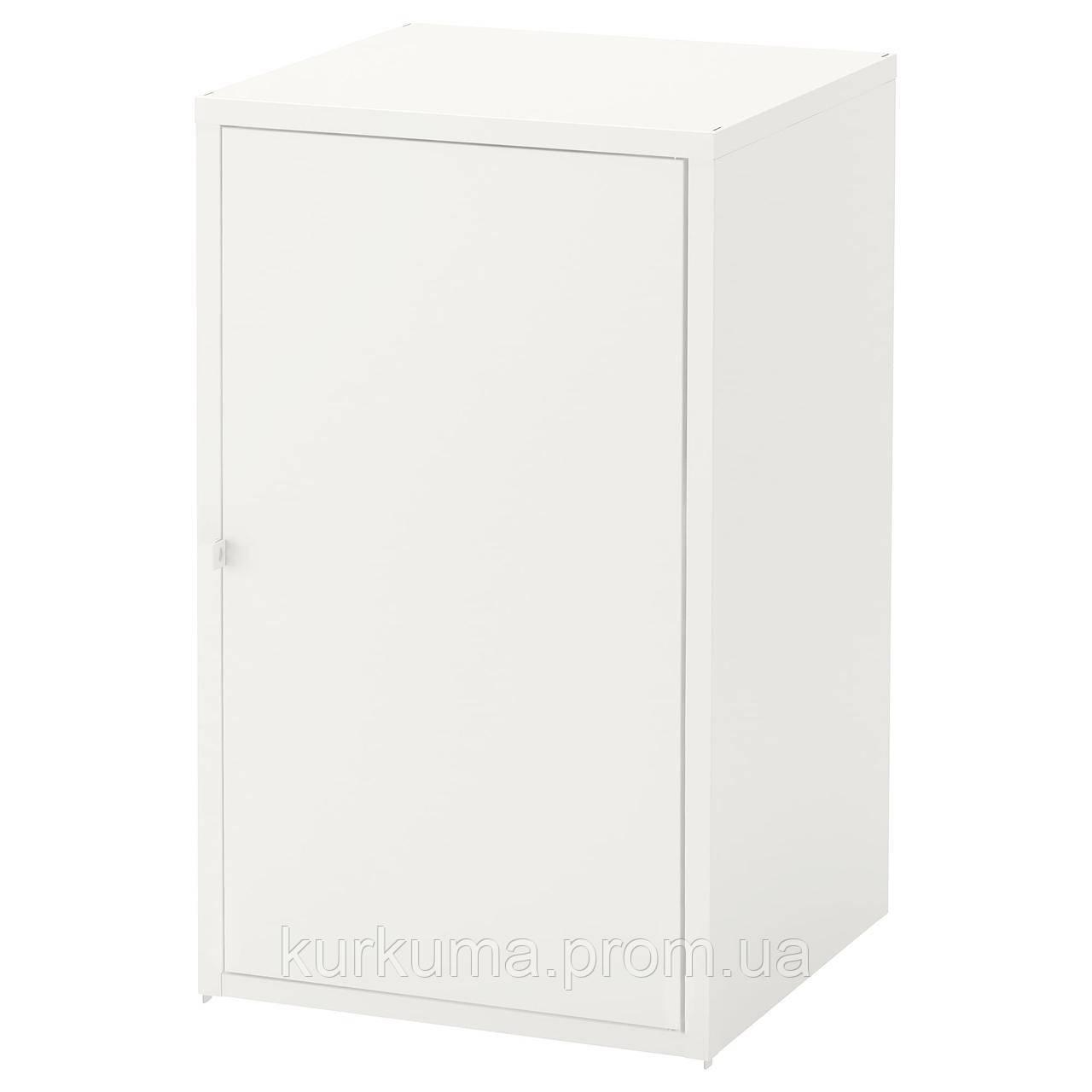 IKEA HALLAN Шкаф, белый  (403.636.21)