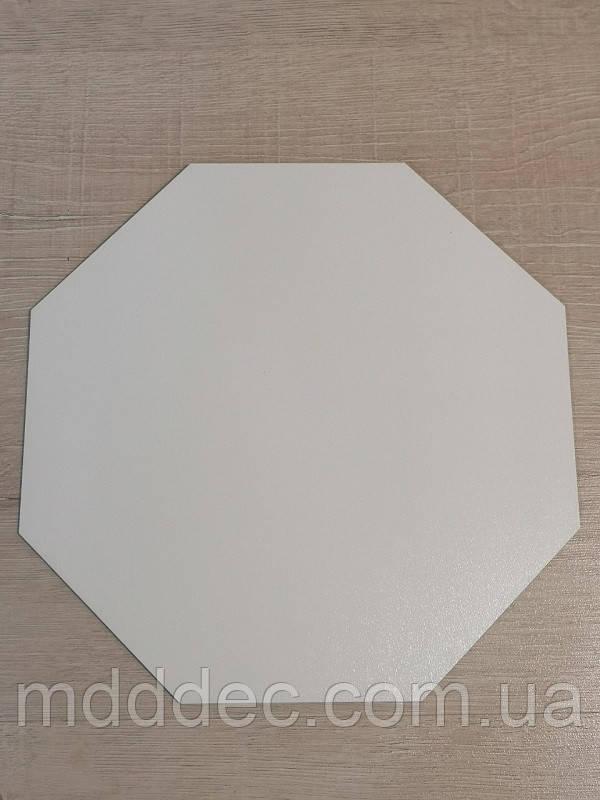 Подложка для торта ДВП восьмиугольник 25 см