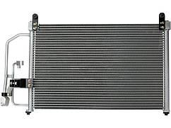 Радиатор кондиционера Ланос / Lanos без рессивера, 96274635