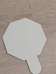 Подложка для торта ДВП восьмиугольник 9 см