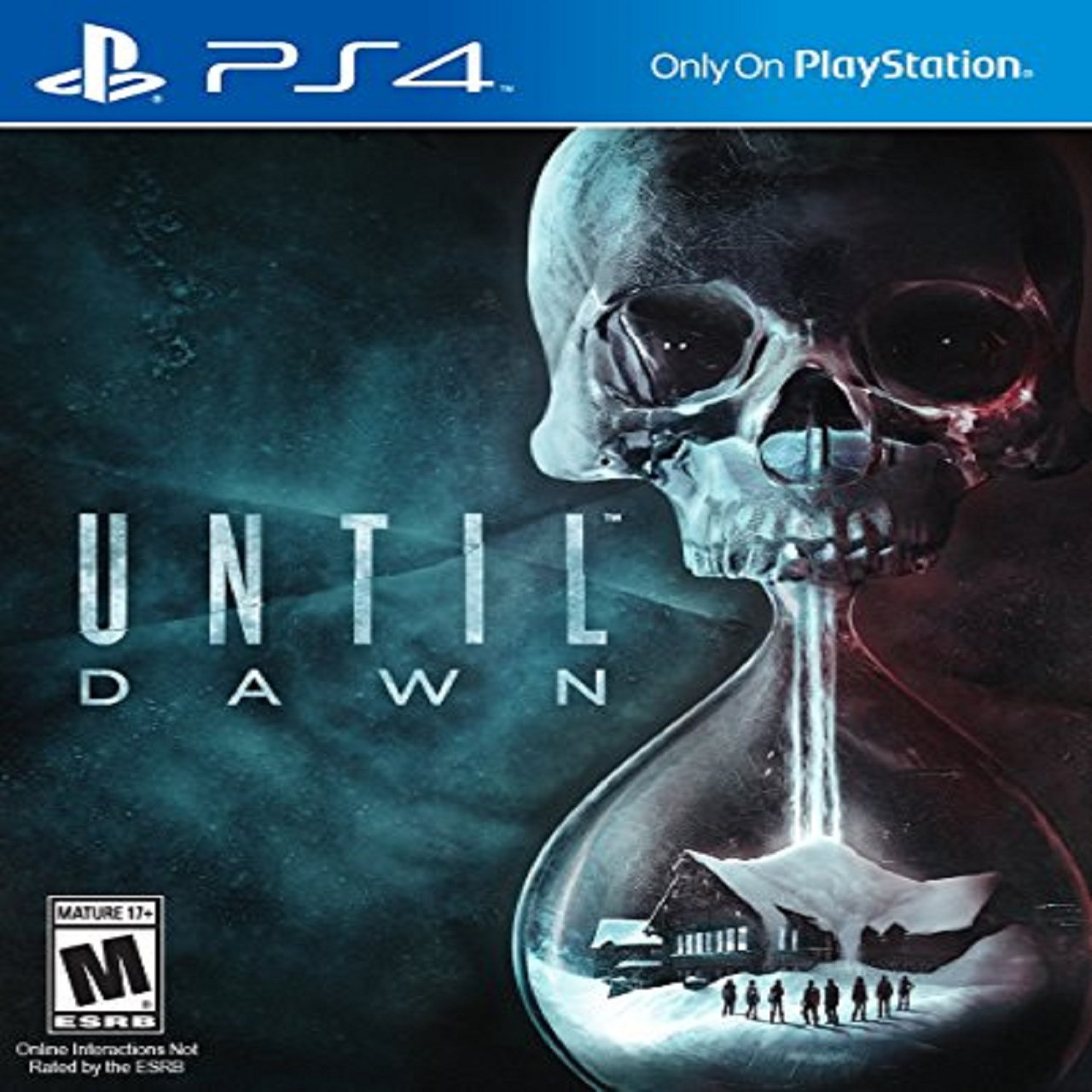 Until Dawn RUS PS4