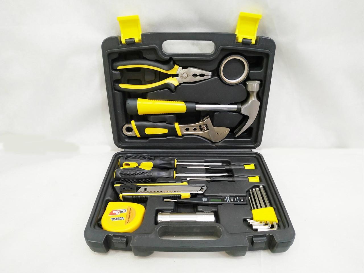 """Набор ручного инструмента ТМ """"Master Tool"""" (78-0317) - 17 ед."""