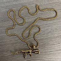 Цепочка AK-47 Gold Chain 19396, фото 1