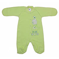 Теплый человечек для новорожденных малышей Zoo (0-3 мес)