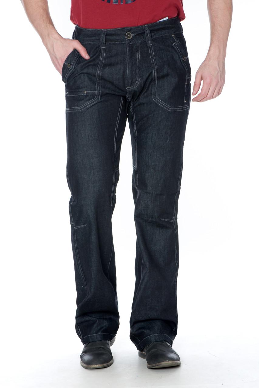 733d1b04a5c Молодежные джинсы мужские Franco Benussi 3073 черные - Интернет-магазин  Myjeans в Одессе