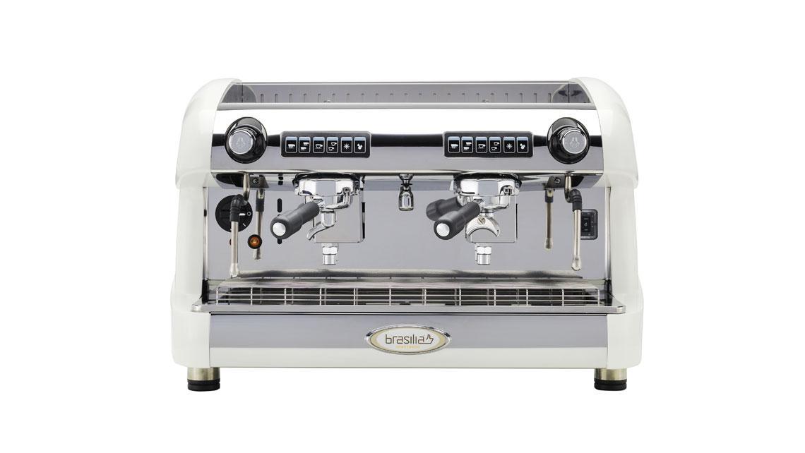 Профессиональная кофемашина Brasilia Sofia Automat 2GR (2-х постовая)