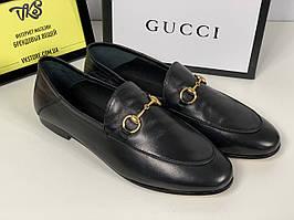 Женские лоферы Gucci