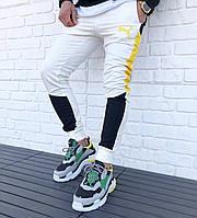 Спортивные штаны мужские Puma D6680 разноцветные