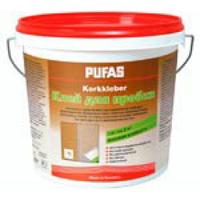 Клей для пробкового материала Pufas Korkkleber 1 кг, 4 кг, 8 кг