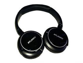 Bluetooth-гарнитура Atlanfa AT-7612 Stereo Black