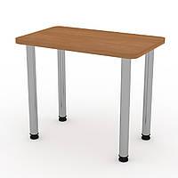 Стол кухонный КС-9 ольха Компанит (90х55х73 см), фото 1