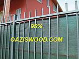 Сітка 3м 95% Італійська якість затіняюча, маскувальна - на метраж., фото 8