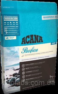Корм Acana для кошек и котят с рыбой   Acana Pacifica Cat 0,34 кг, фото 2