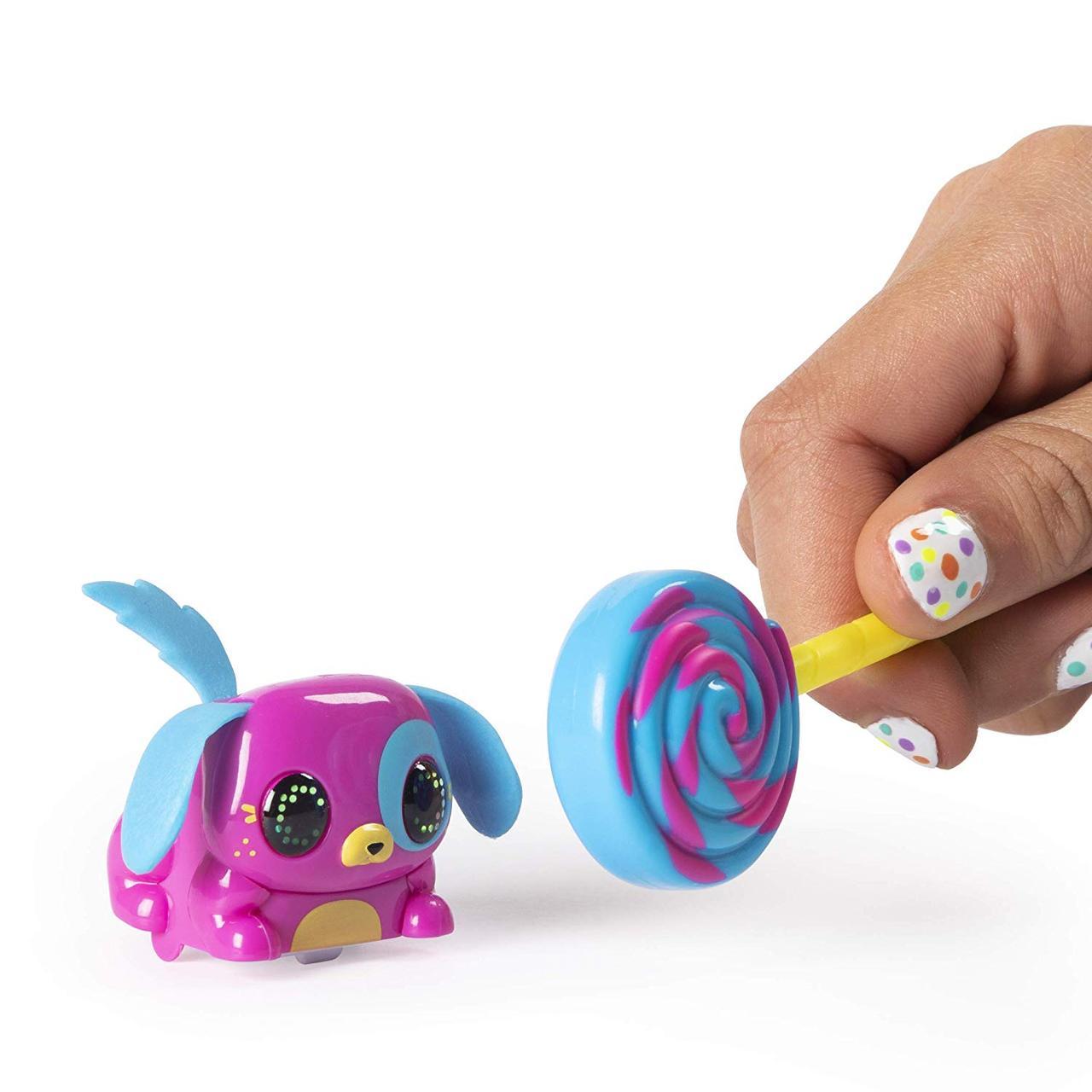 Інтерактивна іграшка-сюрприз SPIN MASTER Lollipets мініатюрний улюбленець  (SUN3818)