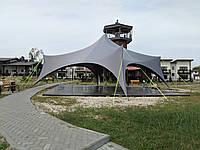 Шатер SPIDER - ПАУК 10х10 на 60-100 человек, фото 1