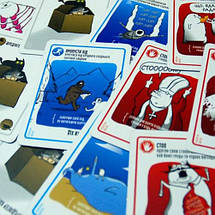 Настольная игра Вибухові кошенята. Розпусна версія (Взрывные котята. Блудная версия, Exploding Kittens), фото 3