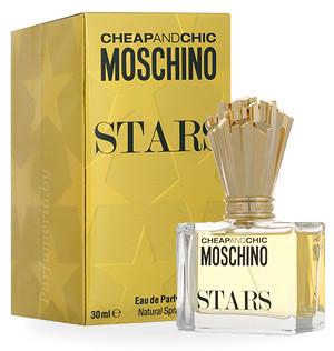 Оригинальный женский аромат Moschino Stars