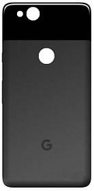 Задняя крышка для Google Pixel 2 черная