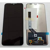 Дисплей Xiaomi Redmi Note 7 с тачскрином черный Оригинал
