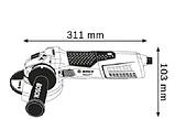Угловая шлифмашина Bosch GWS 19-125 CIE, фото 2