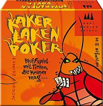 Настольная игра Kakerlaken Poker (Тараканий Покер)