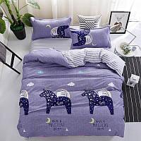 Комплект постельного белья Пегас (двуспальный-евро) Berni