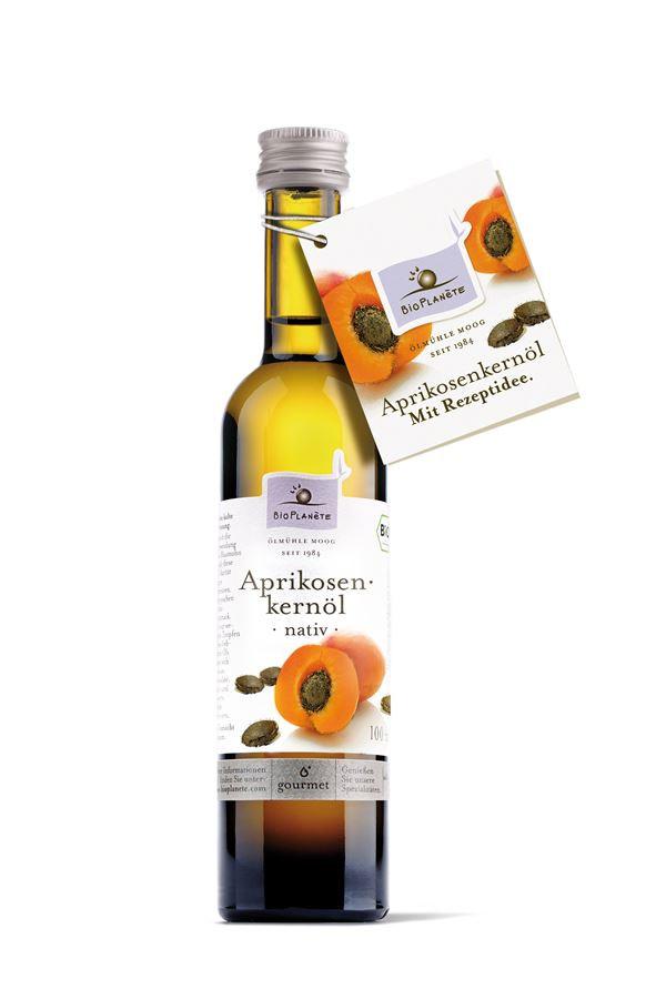 Масло из косточек абрикоса Bio Planete, 100мл