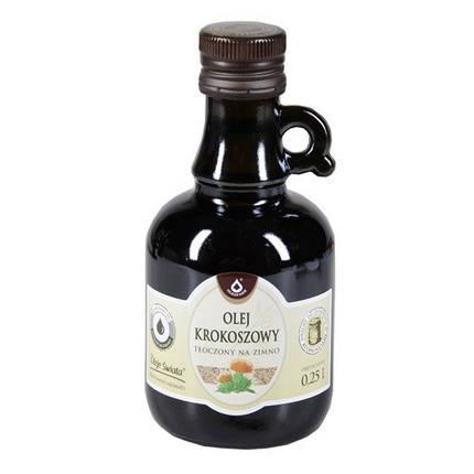 Сафлоровое масло Oleofarm, 250мл, фото 2